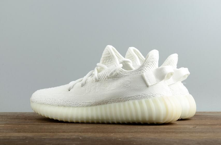 6191d8b87b8 Authentic Adidas Yeezy Boost 350 V2 All White CP9366 Real Boost Free  Shipping for Online Sale  36-47 at Cadysport