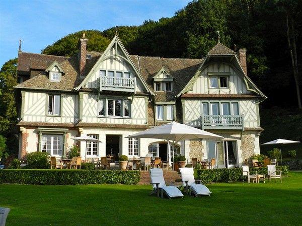 Hotel Honfleur Expedia Hotel Le Manoir Des Impressionnistes
