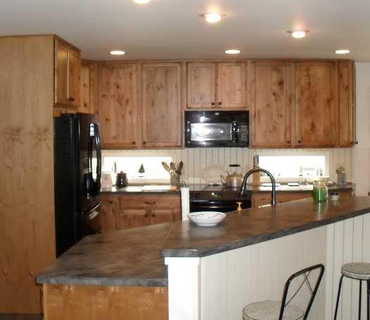 Kitchen Remodel In Lansing, MI. Designed By Jeanine Yancy