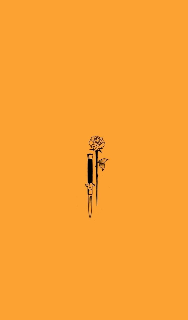 Pin By Lyan Hitham On Wallpaper In 2020 Edgy Wallpaper Iphone Wallpaper Yellow Halloween Wallpaper Iphone Backgrounds