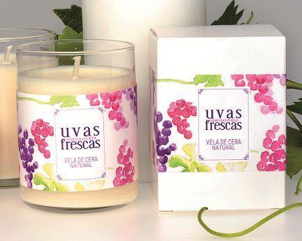 VELA AROMATICA | velas | Candle jars, Worth the wait y Ios 7