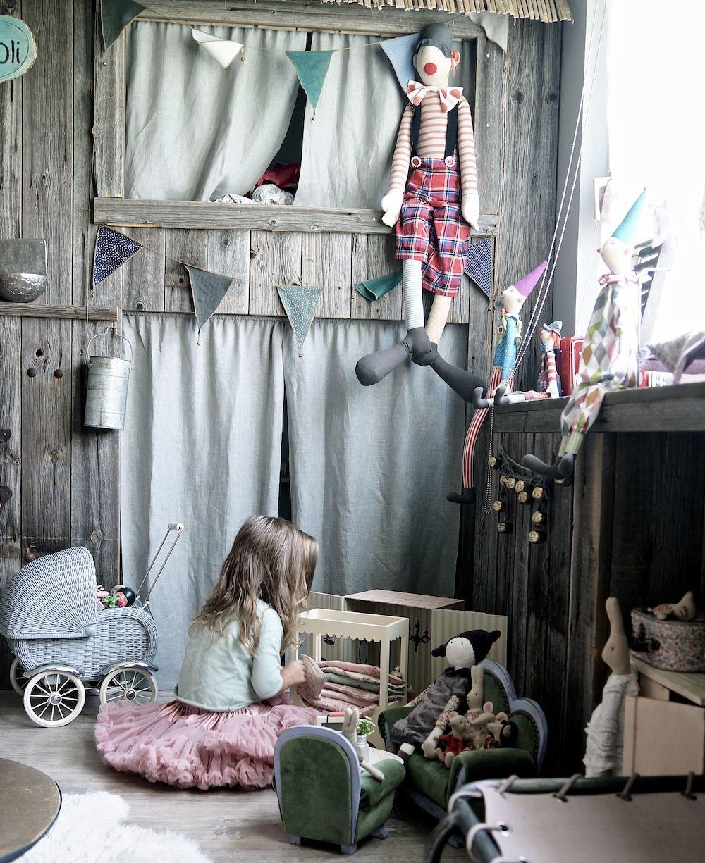 couleurs : vieux rose, gris | Déco - Lili in wonderland | Pinterest ...