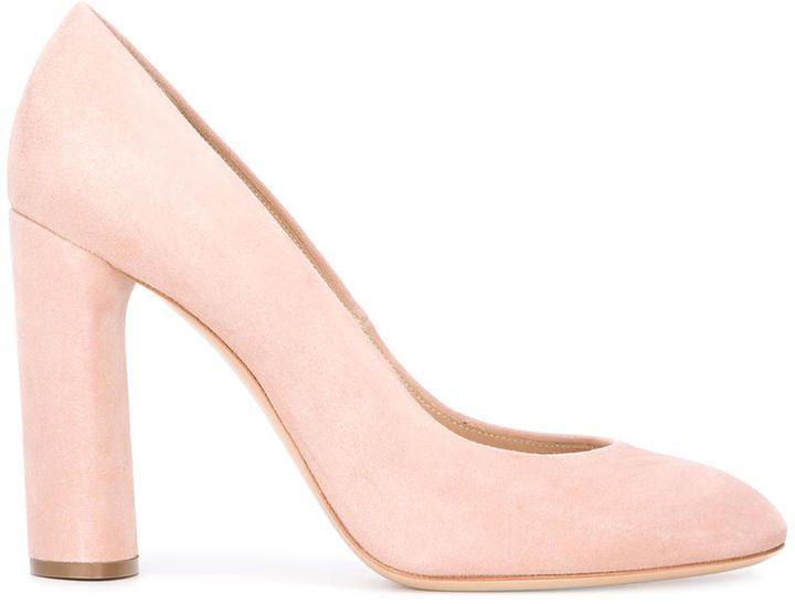 9c9ba4bf917 Casadei almond toe pumps | Products | Shoes, Heels, Pumps heels