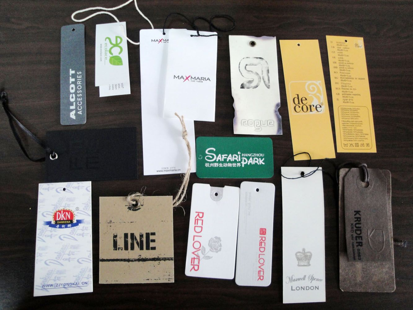 importance of hang tags