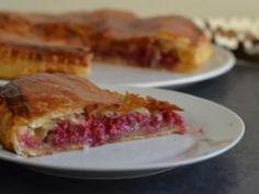 Voir la recette de Galette des rois à la frangipane et aux framboises • Hellocoton.fr