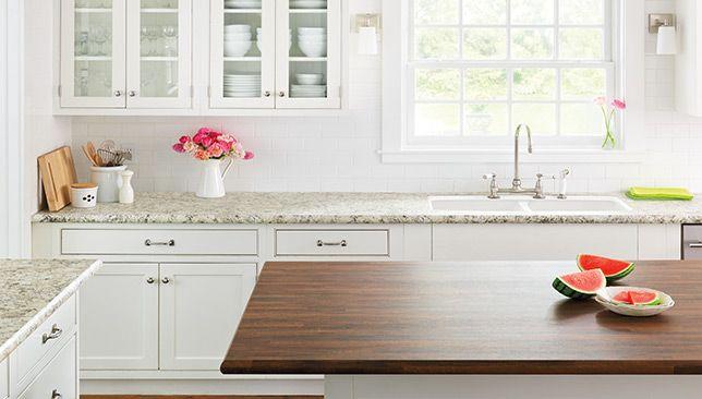 typhoon-ice wilsonart laminate countertops | Kitchens | Pinterest ...