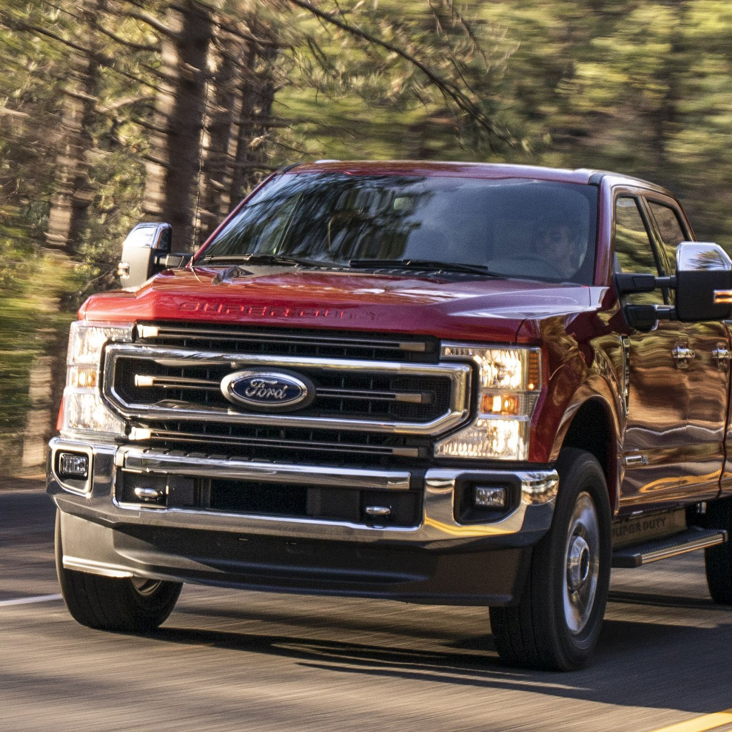 Why Ford Made A New 7 3 Liter Gas Pushrod V8 In 2019 Ford F Series Ford Super Duty Ford