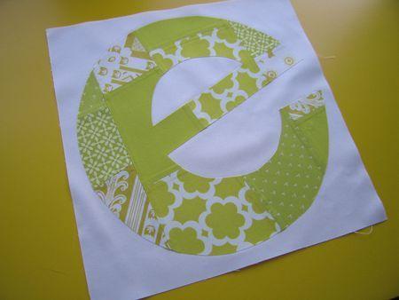 Patchwork letters tutorial thanks elizabeth : quilts quilts