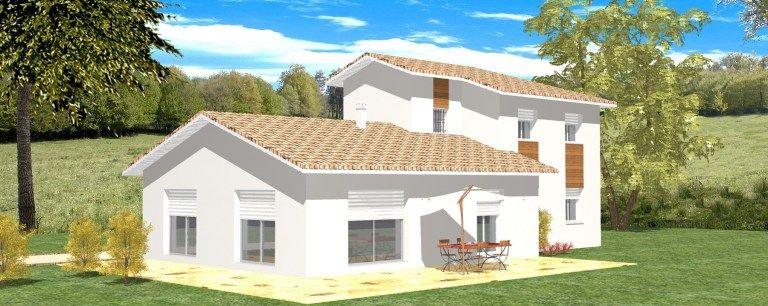 Maisons d'en France Sud Ouest - Seignosse | Seignosse, Constructeur maison, Constructeur de ...