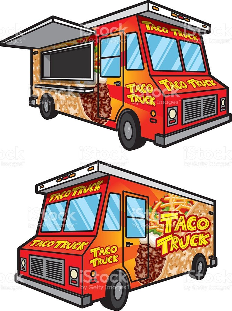 Image Result For Food Truck Clipart With Images Food Truck