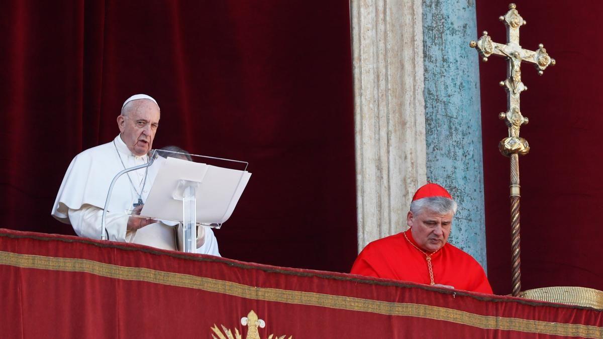 Vatikan Papst Franziskus Prangert Abschottungspolitik Europas An
