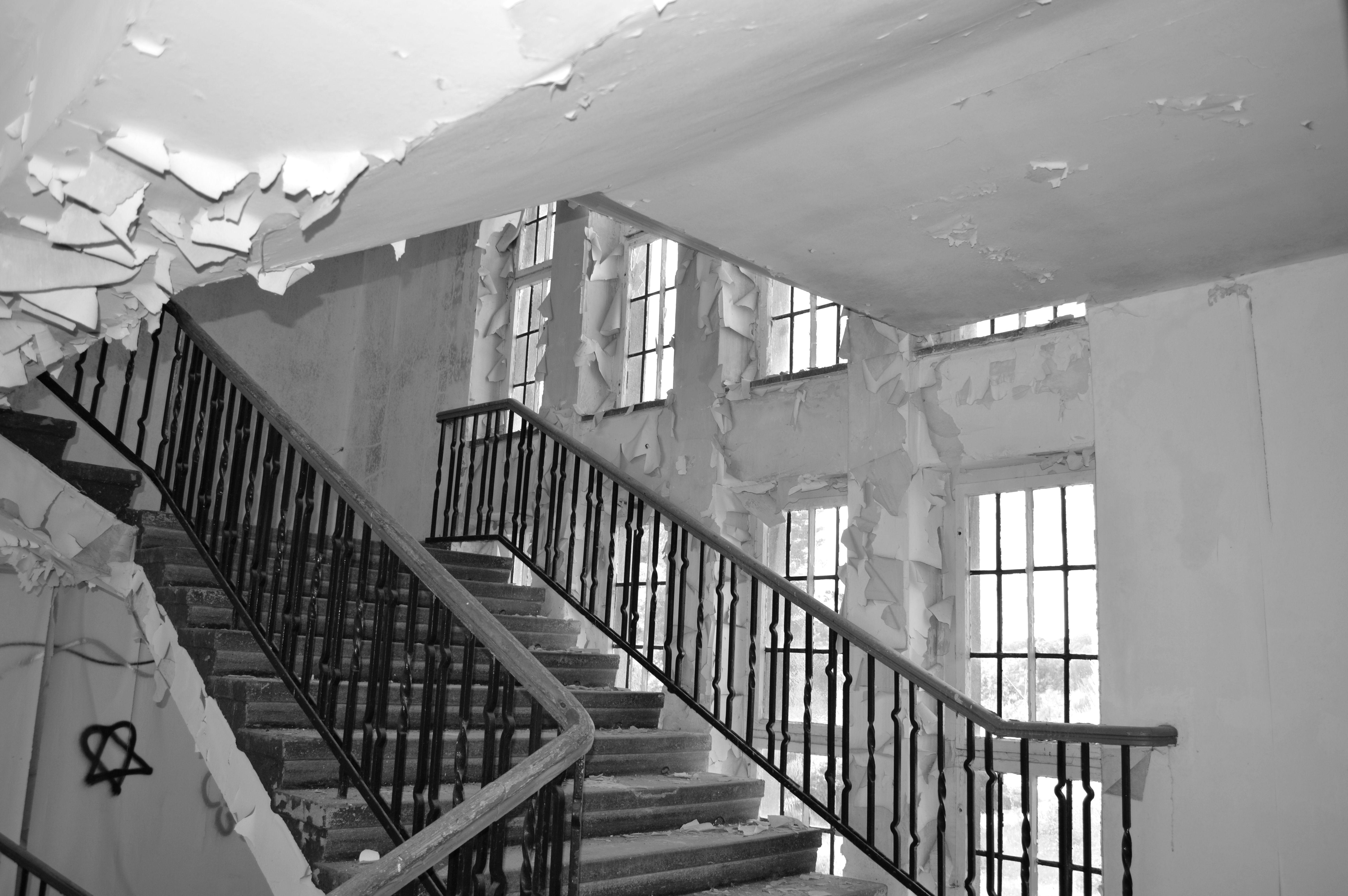 Prora Staircase Hiddensee Ostsee Stralsund