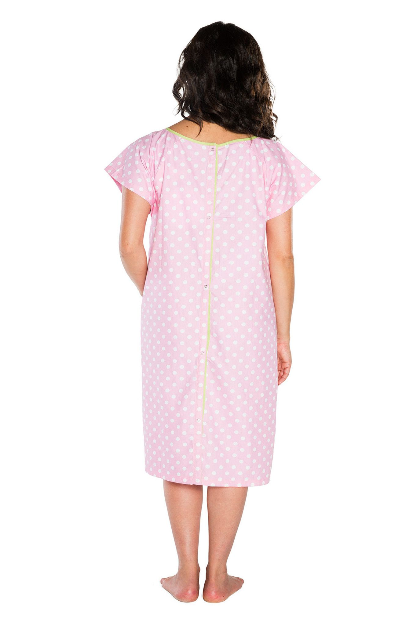 Molly Labor & Delivery Gown | Delivery gown, Maternity hospital ...