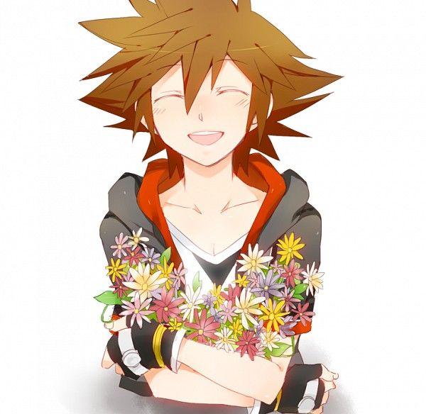 Tags Anime Fanart Kingdom Hearts Sora Pixiv