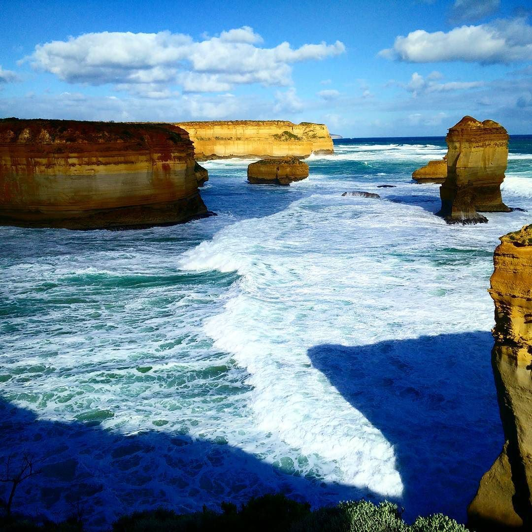 #12apostles #Australia by ammirr_ http://ift.tt/1ijk11S