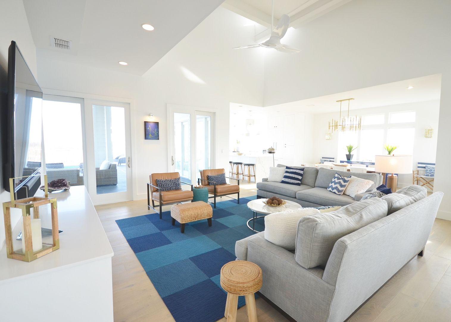 Beach House, Vacation Rental - Aquamarine Beach House - Port Aransas ...