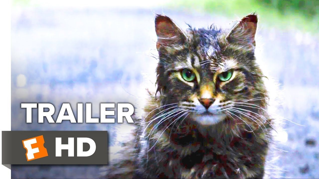 Pet Sematary Trailer 1 2019 Movieclips Trailers Movie