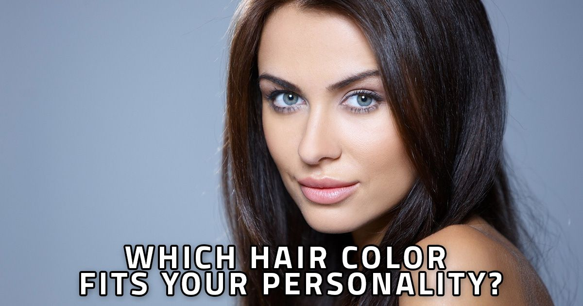 Are You Thinking Of A Hair Color Change Get Your Result Today