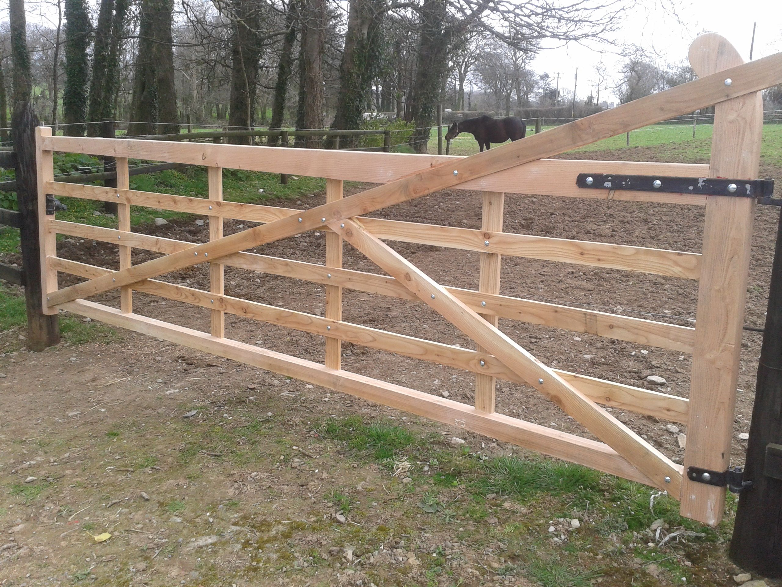 Welcome To Timber Gates Ireland Timber Gates Gate Timber
