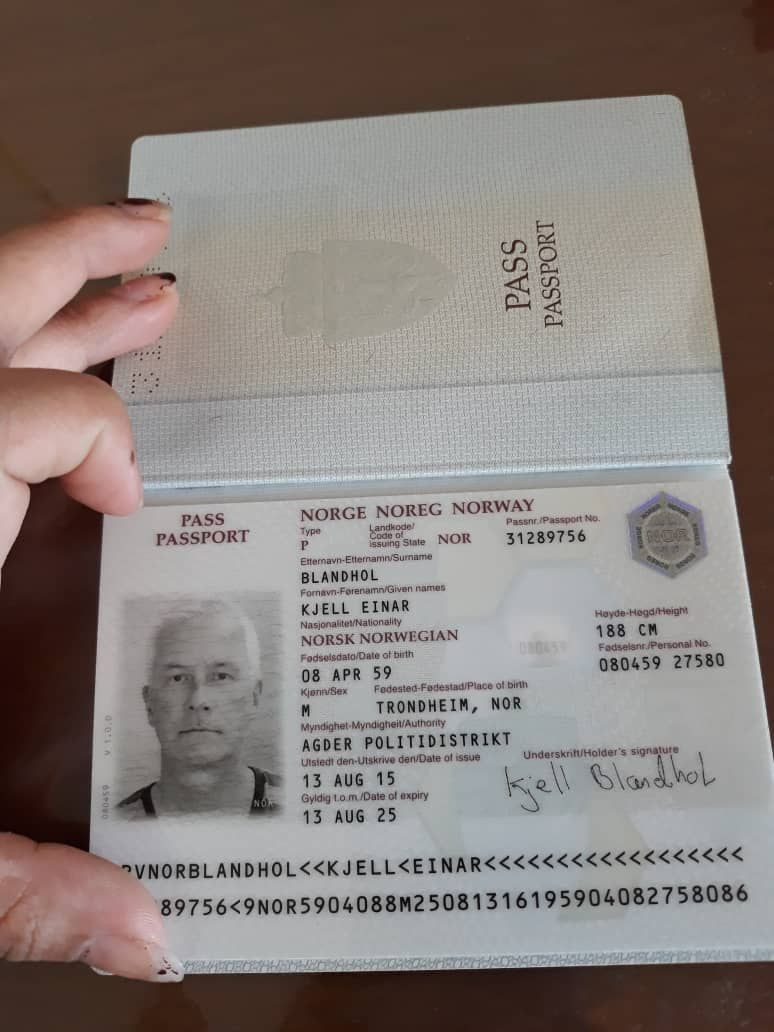 Pin by Stephan Watts on I have my passport in 2020