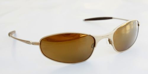 5b1f94922f ... new arrivals oakley a wire platinum gold iridium sunglasses with case  e28c0 d2016