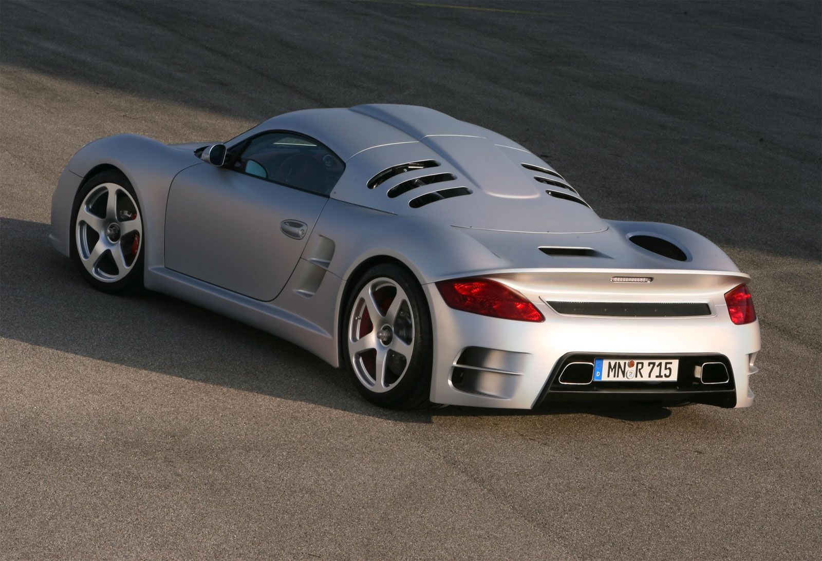 Ralph Lauren Spotted In His Brand New 769 000 Ruf Ctr 3 Clubsport