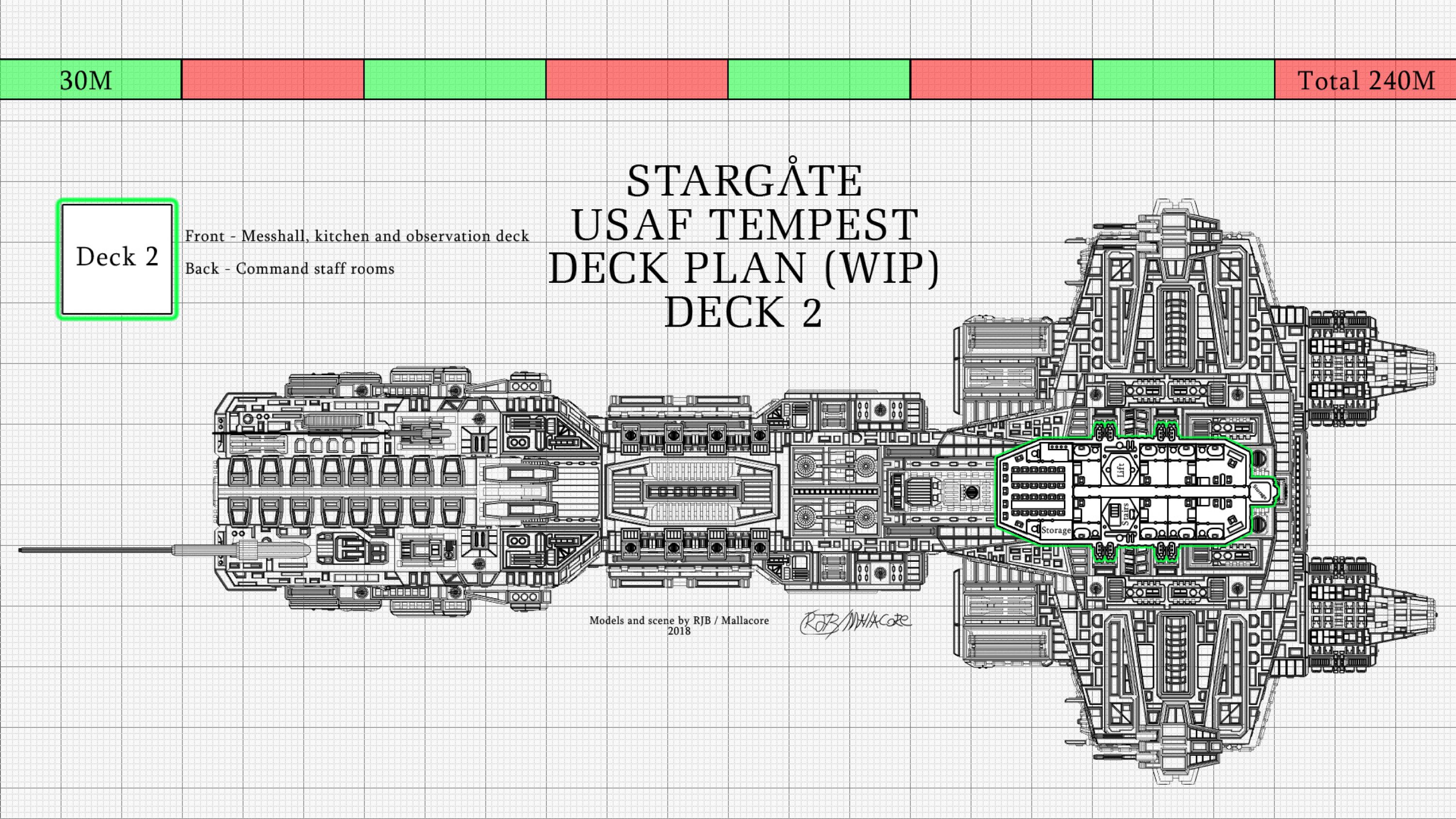 Stargate usaf tempest deck plan wip 2 by mallacore on deviantart