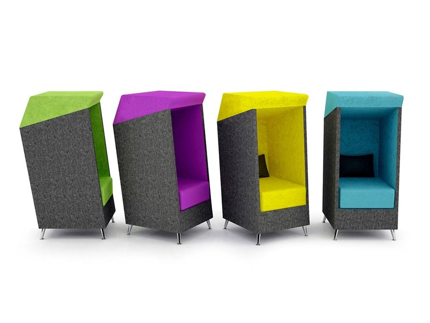 PRIVACY SEATING NELSON POD NELSON COLLECTION BY TWIN DESIGN | DESIGN MR  DECLAN GALLAGHER @ TWIN