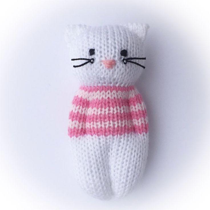 Ravelry: Kitty Friends von Esther Braith... - #Braith #Esther #Friends #Kitty #Ravelry #spielzeug #Von