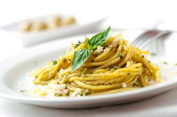 Spaghetti with Cauliflower