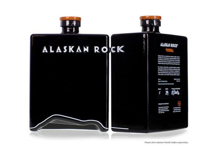Alaskan Rock Vodka. Made in Australia. - Alaskan Rock Vodka