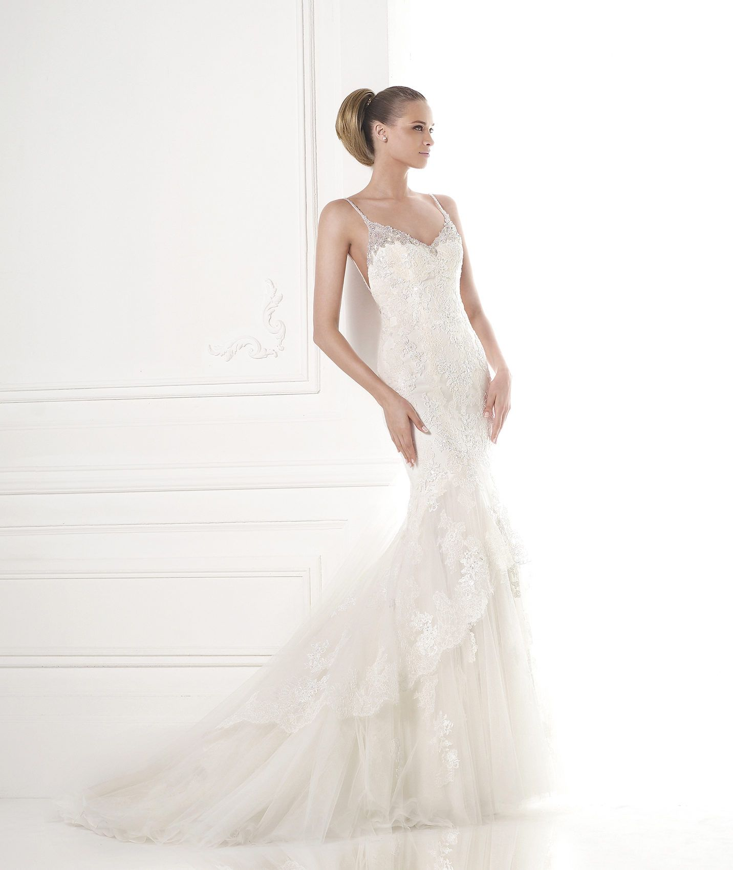 MARIANA, Wedding Dress 2015 Pronovias Fashion Collection | pinned by ...
