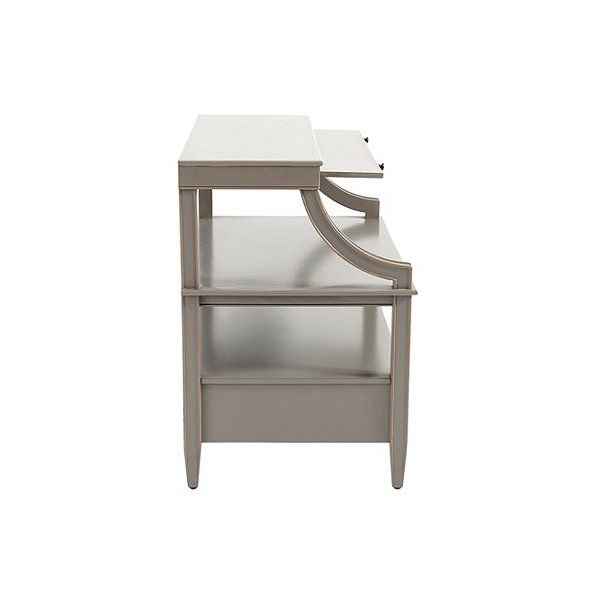 Review Sidney Open Side Table For Your Plan - Awesome side table with drawer Beautiful