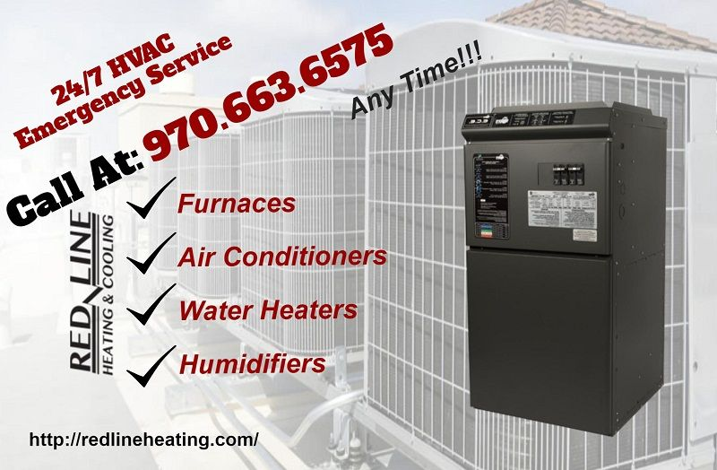 Professional Hvac Services Red Line Heating Air Conditioning