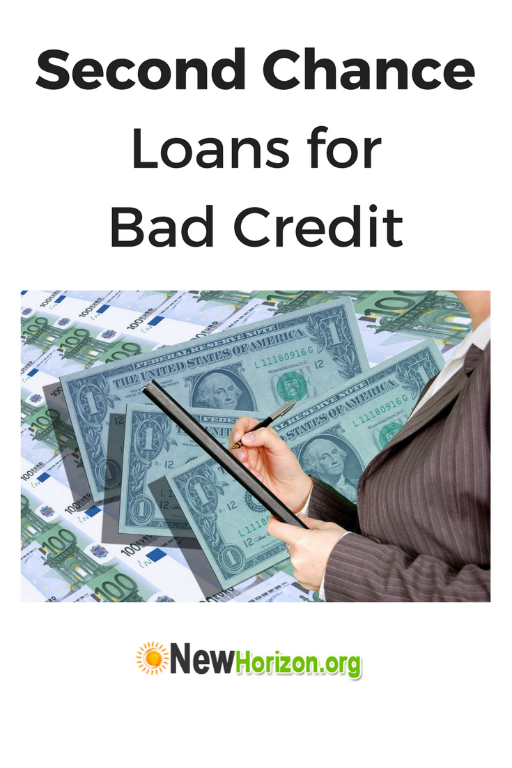 Second Chance Loans For Bad Credit Loans For Bad Credit Payday Loans Bad Credit