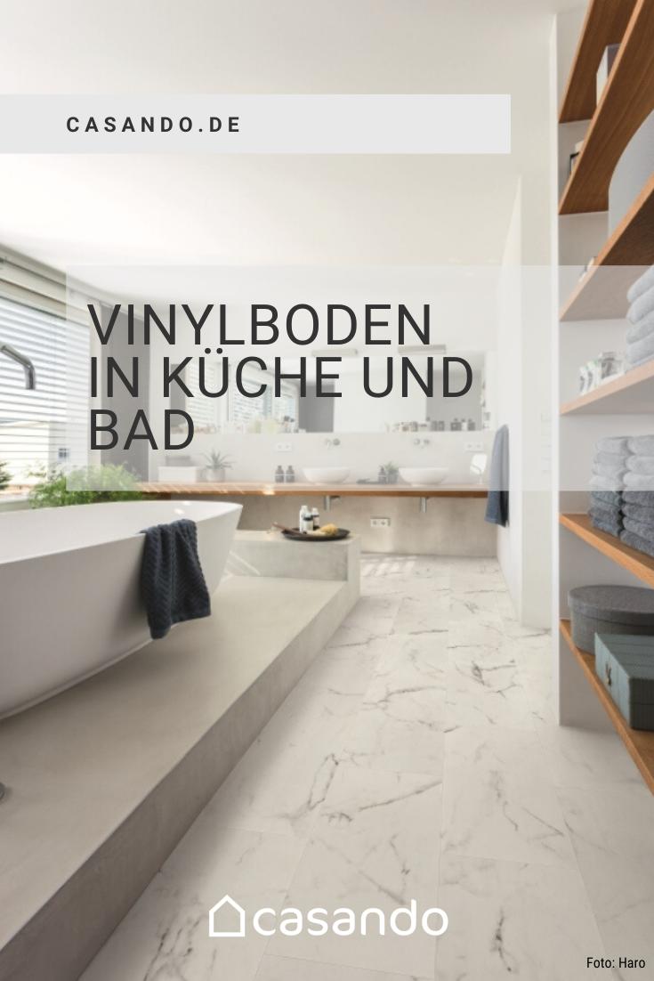Vinylboden in Feuchträumen   casando Ratgeber   Vinylboden ...