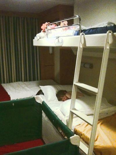 Disney Fantasy Stateroom Murphy And Bunk Beds Disney Cruise