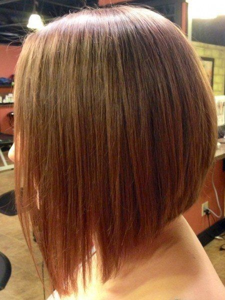 Long Stacked Bob Haircut Favorable Popular Women Hairstyles Long