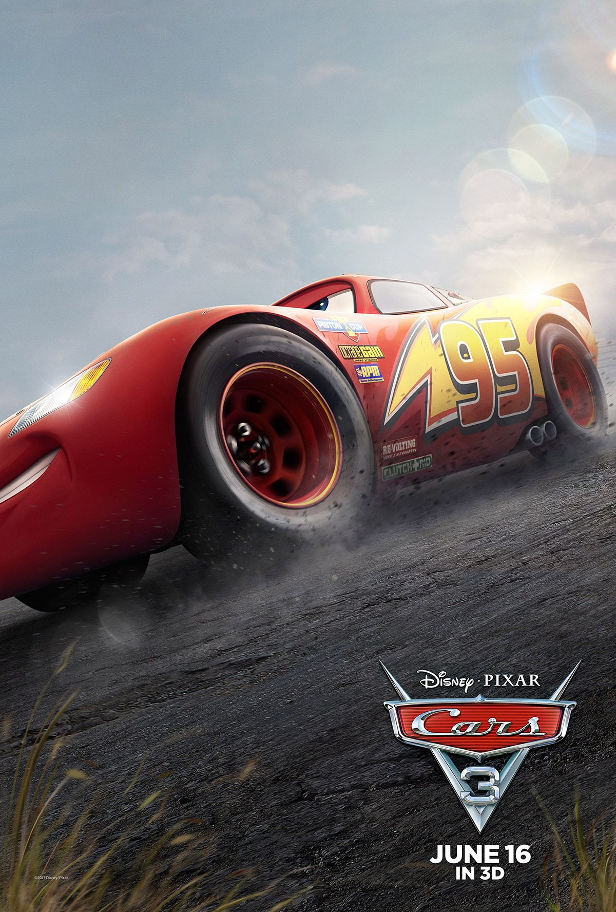 Cars 3 Theatrical Review Cars Movie Pixar Cars Disney Pixar Cars