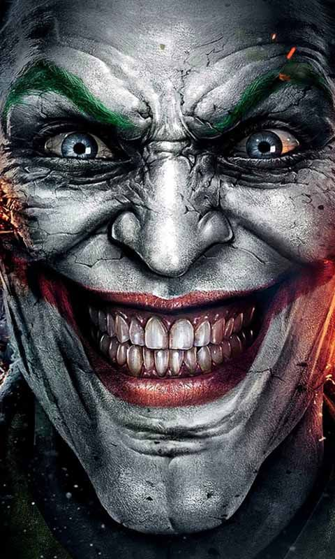 Free Injustice Gods Among Us Live Wallpaper Apk Download For Joker Wallpapers Joker Face Joker Art