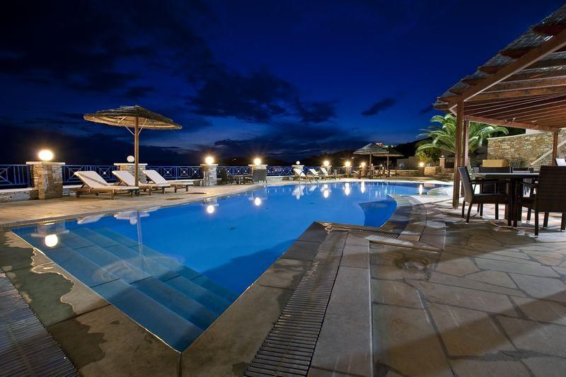 Hermes Hotel Chora Ios Greece Spent Just Over A Week At