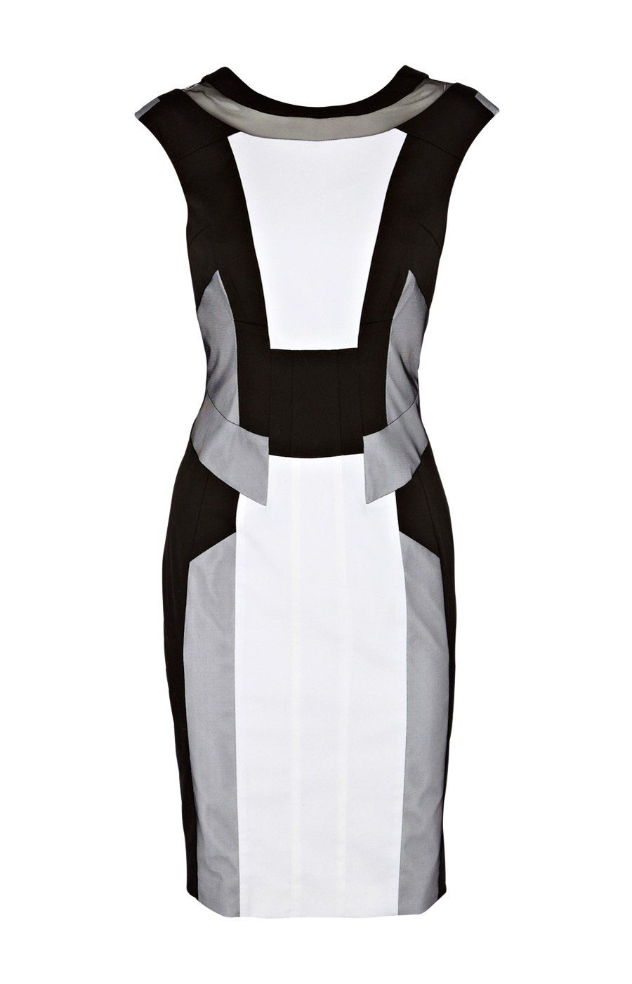 a30e4be6540 Karen Millen, Panel Dress, Colorblock Dress, Trendy Clothes For Women