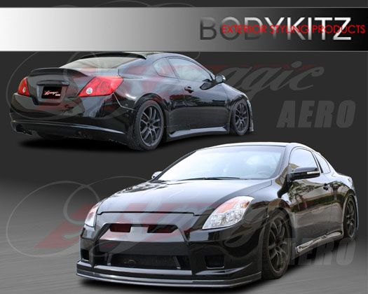 nissan altima ait racing gt r concept style body kit by ait racing is a great product to add to your car