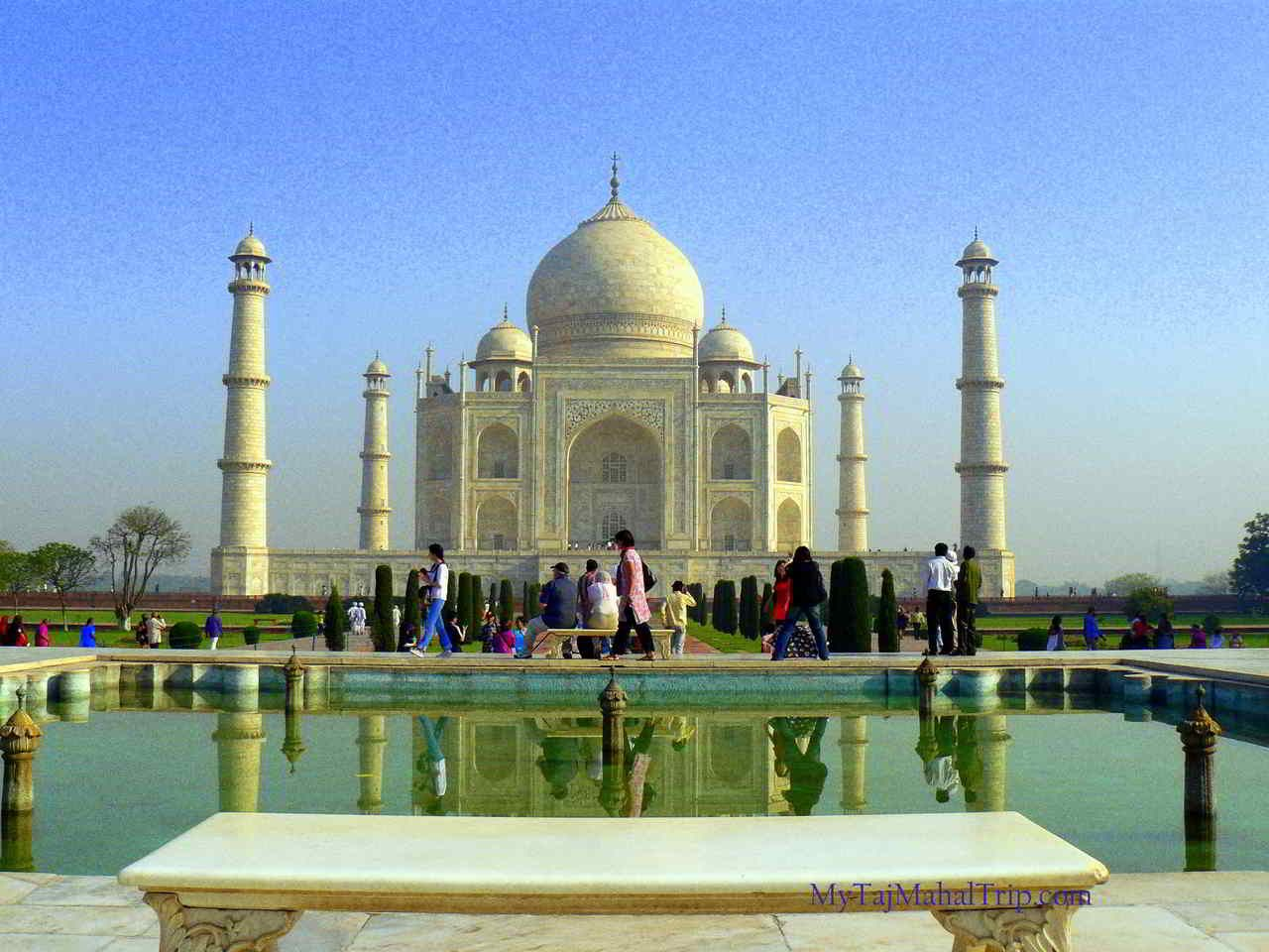 Taj Mahal Wallpapers Hd Pictures One Hd Wallpaper Pictures Hd