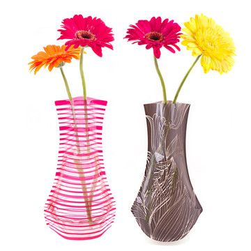 Foldable Vases Set Of 2 Taupe Now Featured On Fab Stuff I Like