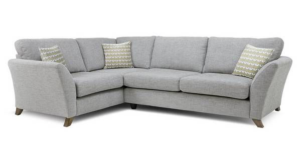 Swell Keira Right Hand Facing 3 Seater Formal Back Corner Sofa Machost Co Dining Chair Design Ideas Machostcouk