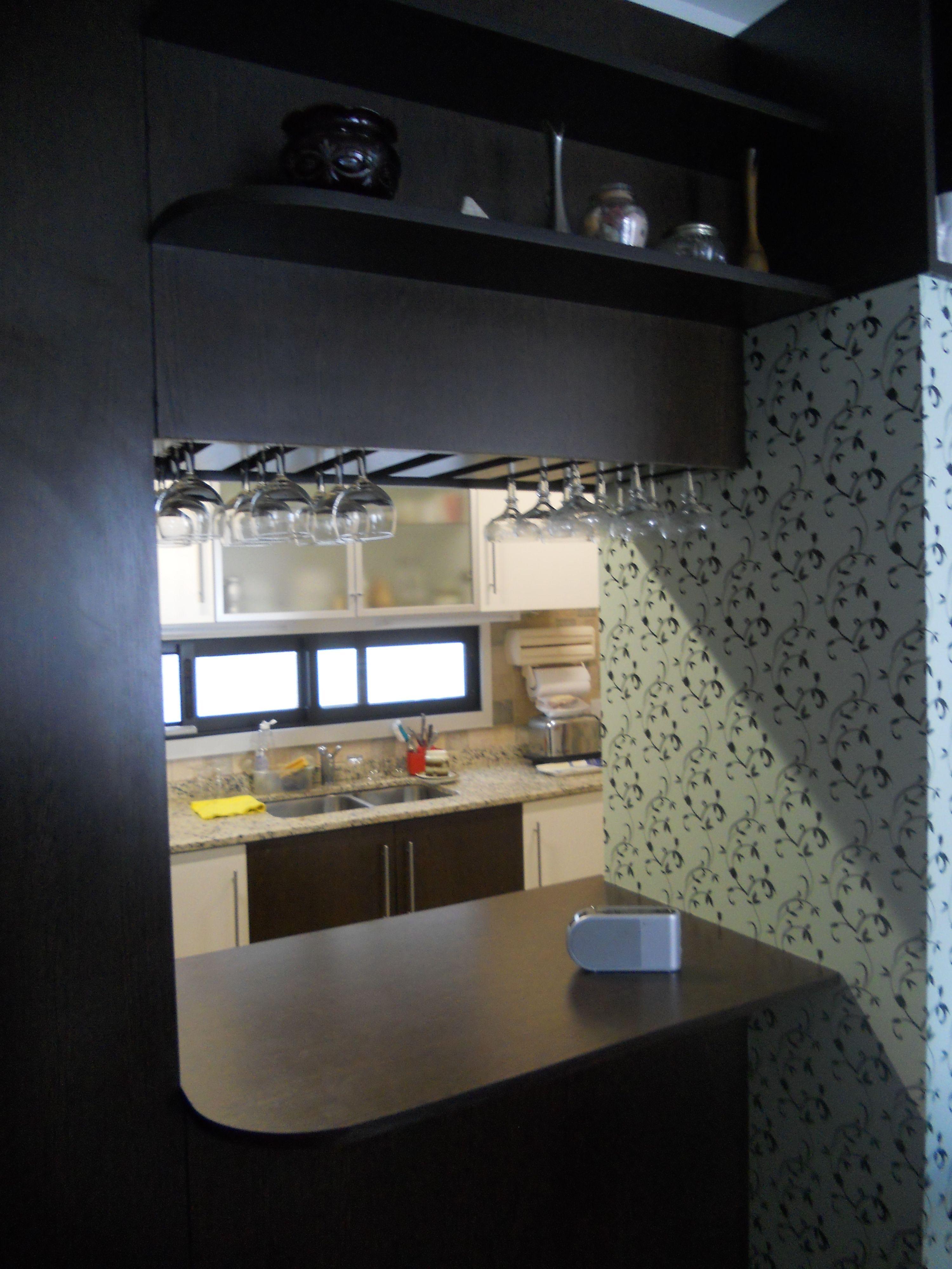 detalle barra y pasa platos   NUCLEO arte+diseño / cocinas de ...