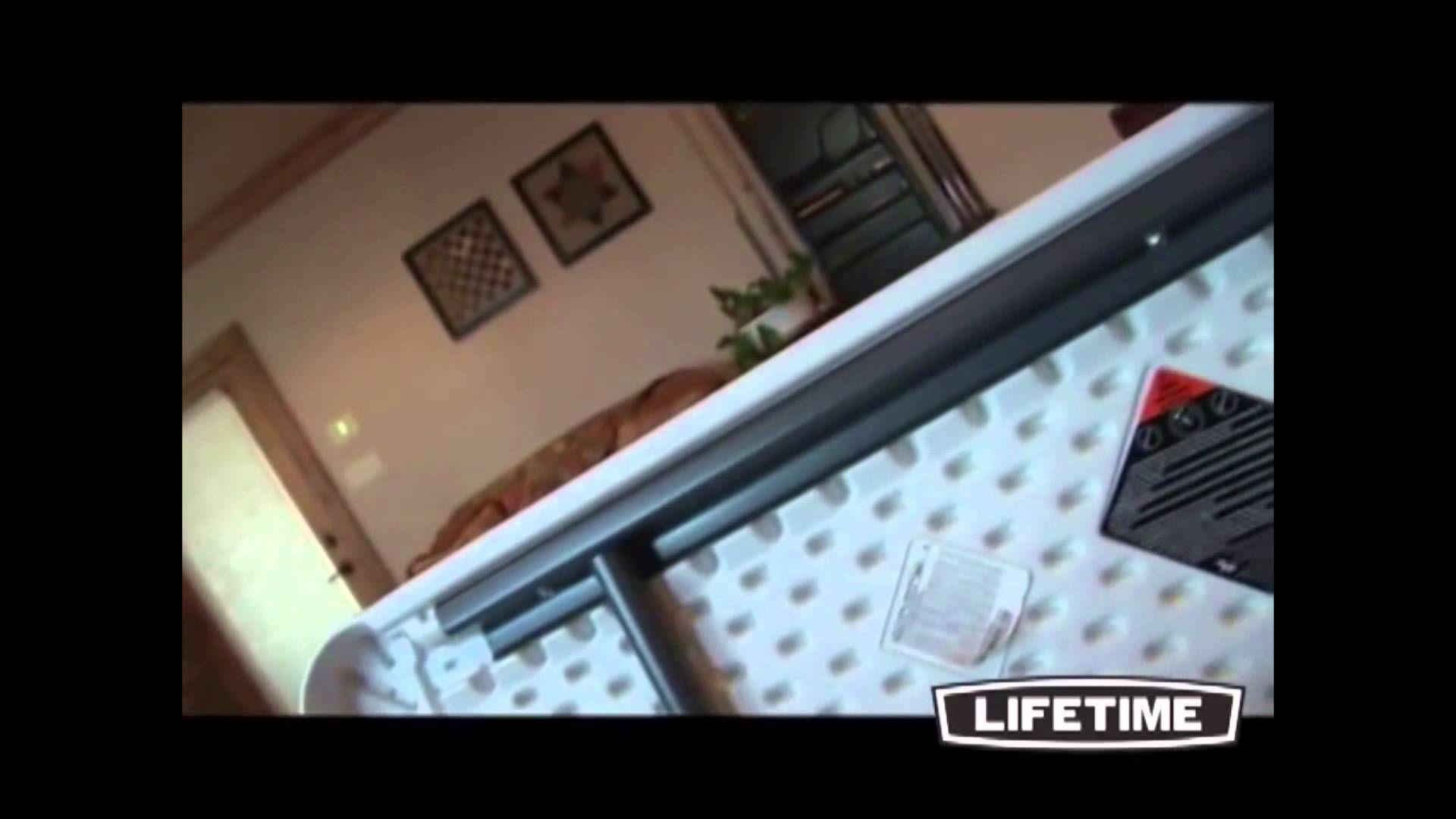 Lifetime Adjustable-Height 6' Table 2920