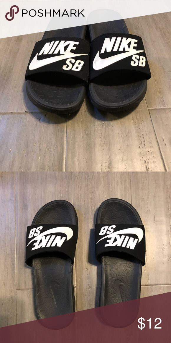 a8dd3b59061b4d Nike SB Slides Cute Nike SB Slides 6 YOUTH Nike Shoes Sandals
