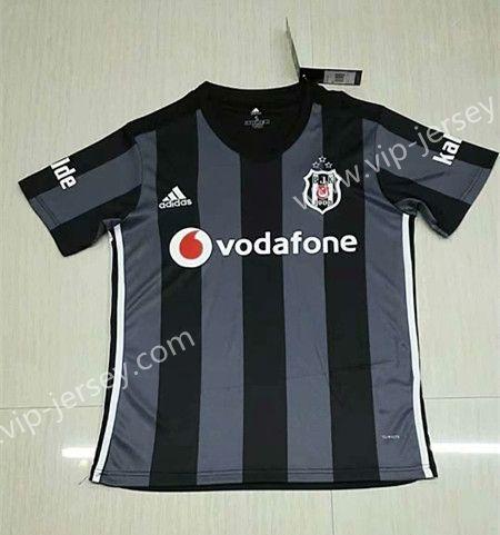 b886d202b 2018-19 Beşiktaş JK Away Black Thailand Soccer Jersey AAA